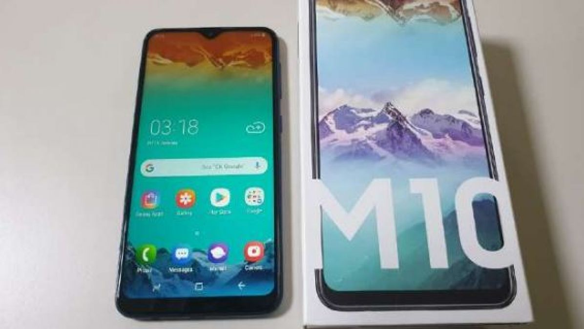 Samsung Galaxy M10s spotted on Geekbench with latest Exynos 7885