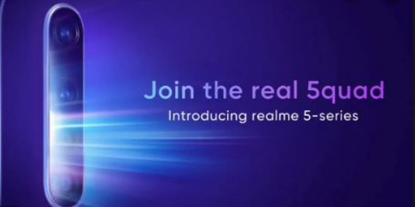 Realme 5, Realme 5 Pro Likely to Launch On August 20 in