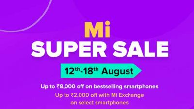 Mi Days Sale 2019: Best Discounts and Offers Available Right Now