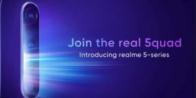 Realme 5, Realme 5 Pro Likely to Launch On August 20 in India