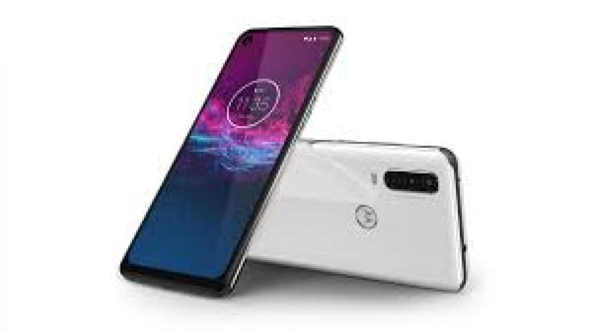 Motorola One Action Smartphone Launched, Heres Specification and other