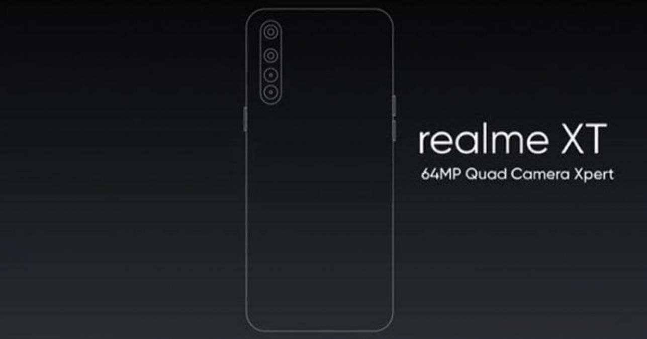 Realme XT Smartphone's Camera Will Blow Senses of All, Know Other Features!