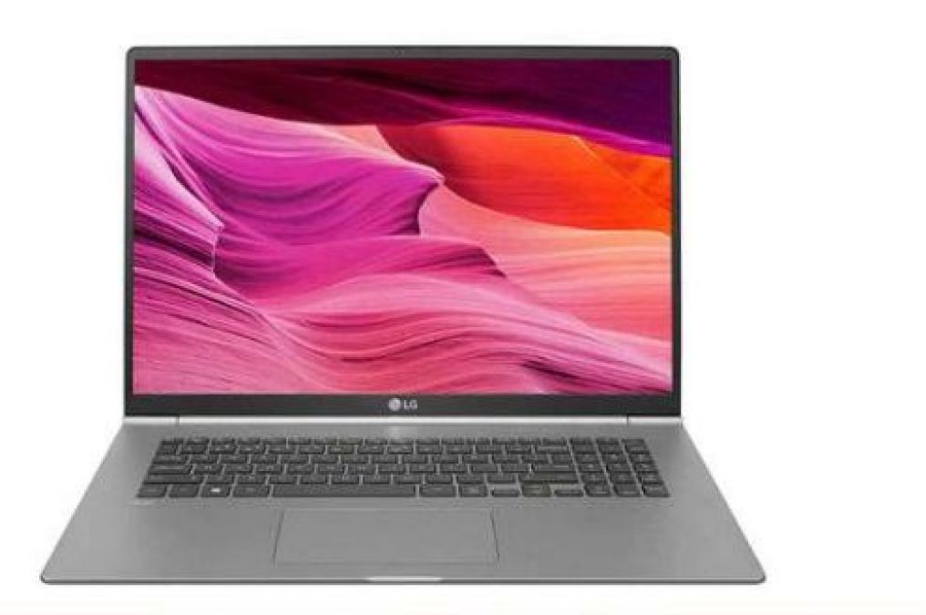 LG launches this amazing laptop, will get amazing battery Bake-up