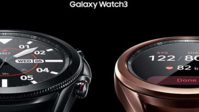 First sale of Samsung Galaxy Watch 3 starts today