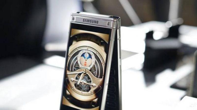 सैमसंग ने लॉन्च किया 1,56,000 का स्मार्टफोन