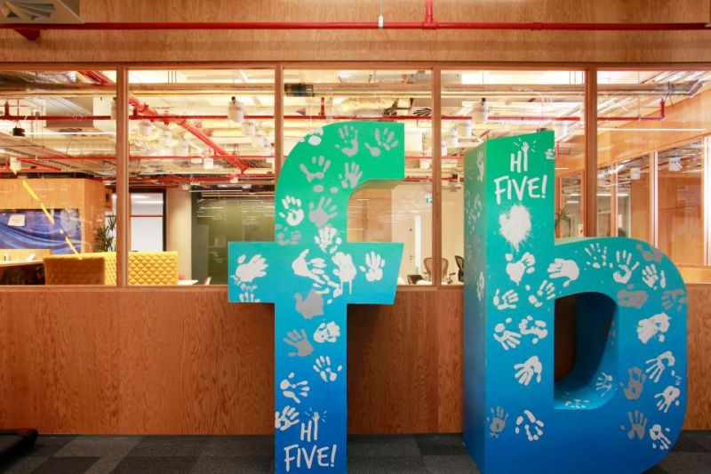 लंदन में खुला फेसबुक का नया ऑफिस