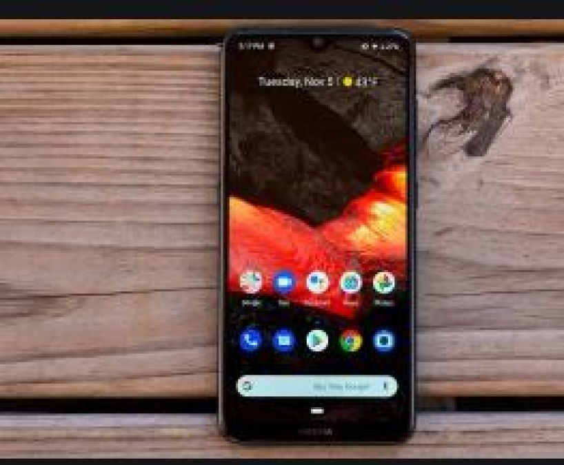 Nokia 8.2 will enter the market today, comes with extra camera