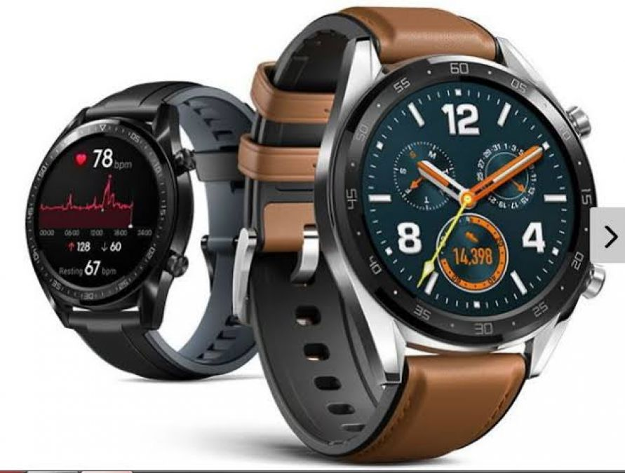 Today, Huawei Watch GT2 launched in
