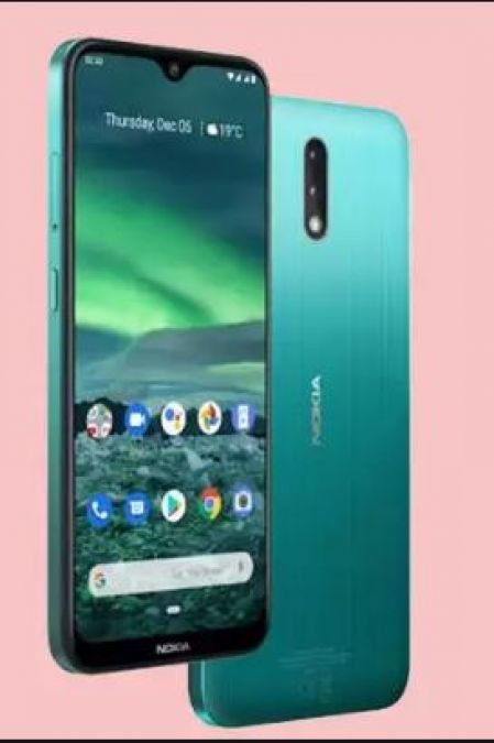 Nokia 2.3 launched, equipped with 13MP camera and 4000mAh