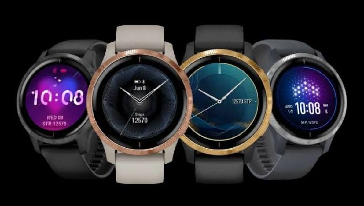 Garmin launches smartwatch with new features, will get AMOLED