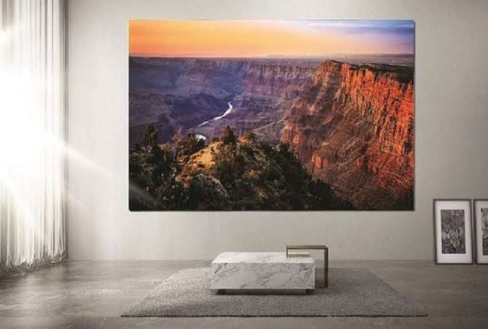 Samsung launches new series of The Wall, will get 292 inch