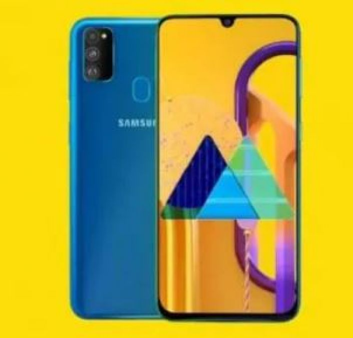 Samsung Galaxy M10s launched, know new