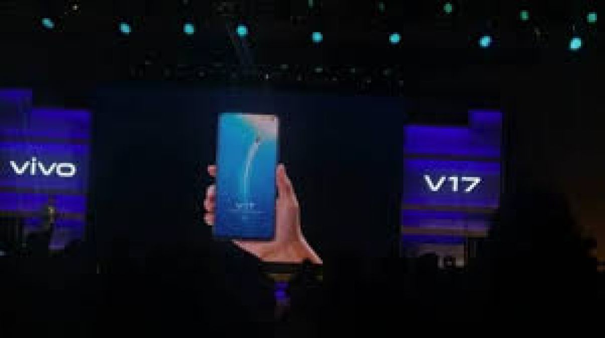 Vivo V17 launched in India, know features and