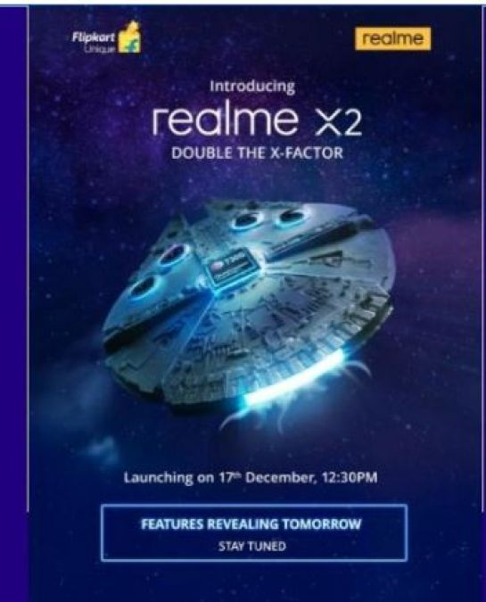 Realme X2 Star Wars Edition will be launch in India soon, Know expected