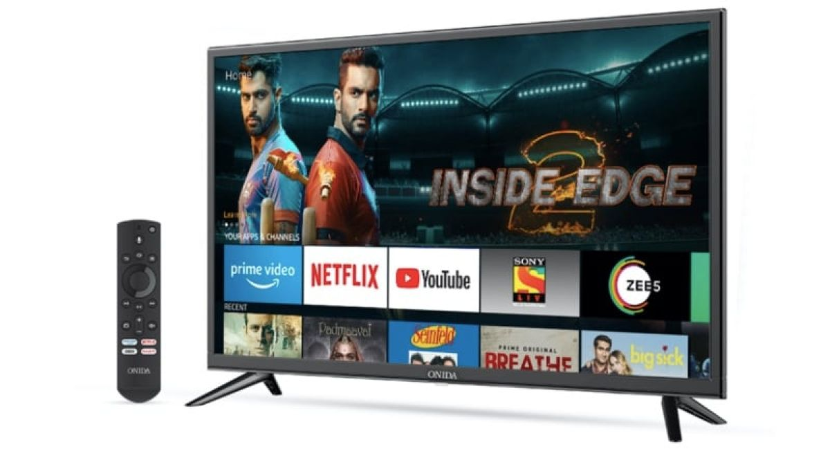 Onidas smart TV launched in India, Know expected