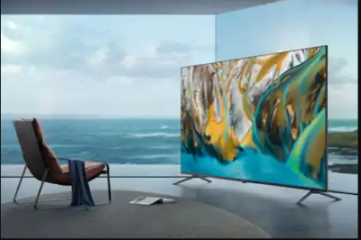 86-inch Redmi TV Max launched in India, know the price