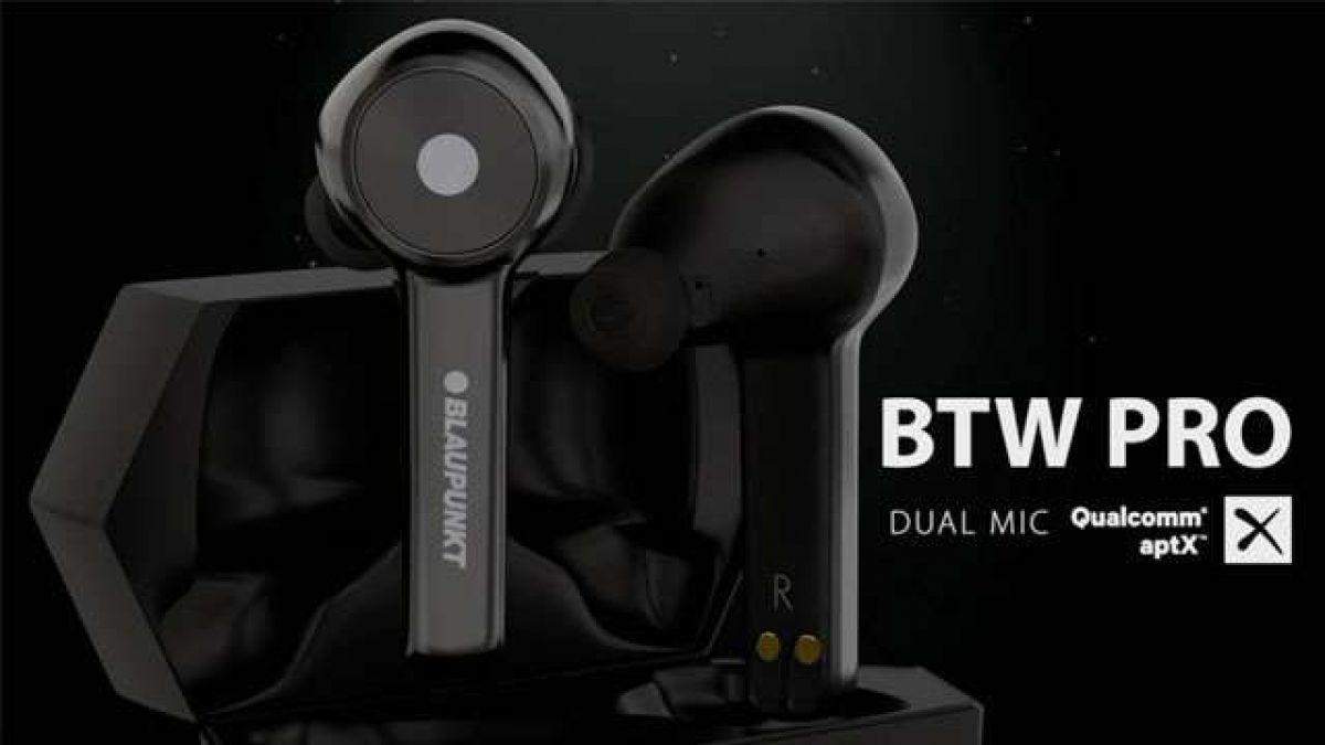 ग्राहकों के लिए खुशखबरी: भारत में लॉन्च हुआ शानदार फीचर्स वाला Blaupunkt BTW Pro, जानें क्या है खासियत