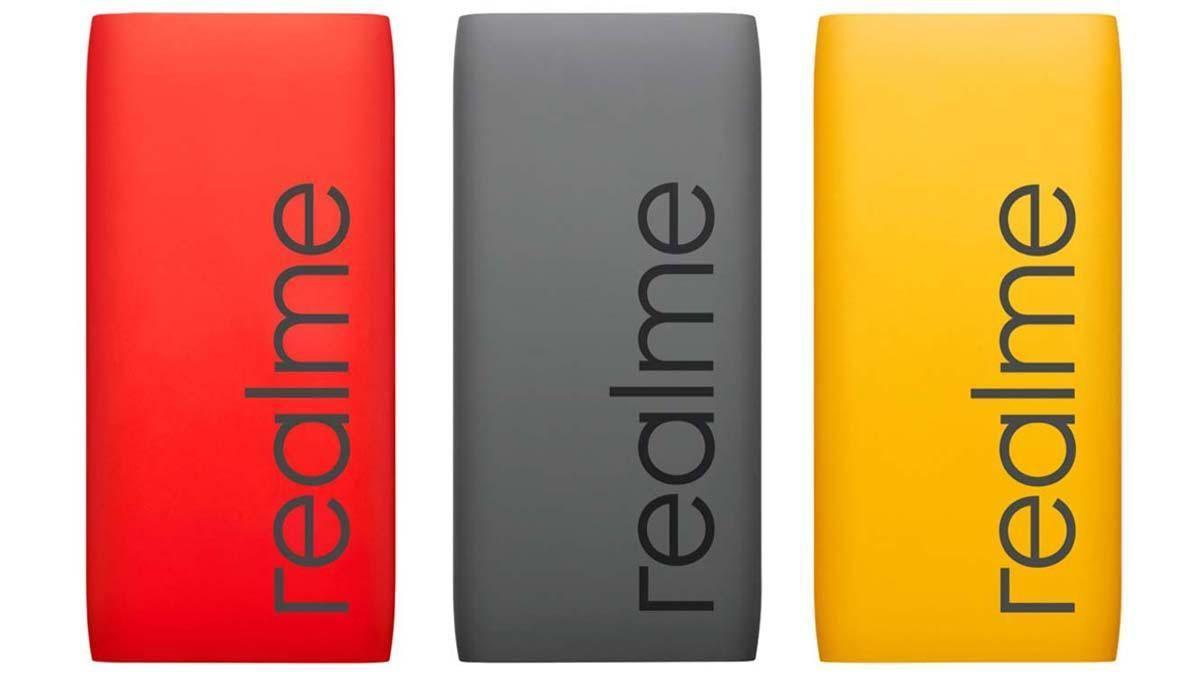 Realme ने 10,000 mAh  पावर बैंक को किया लॉन्च, इस दिन से सेल में होगा उपलब्ध