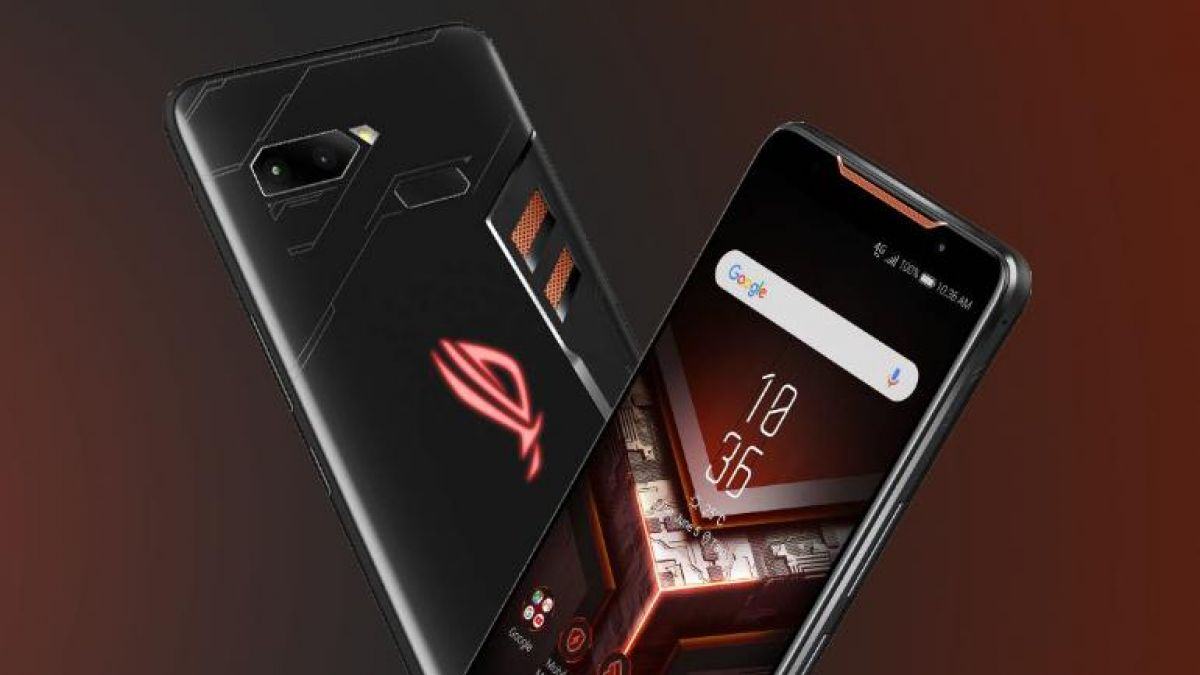 Asus ROG Phone 2 confirmed to go official on July 23