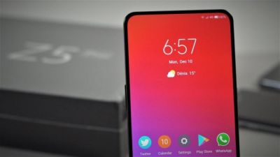 Lenovo launches frameless Z6 in the collision of Redmi K20