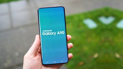 Samsung Galaxy A90 will have so much capacity of the battery