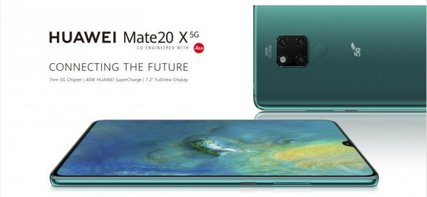 Huawei Mate 20 X will be launched on this day