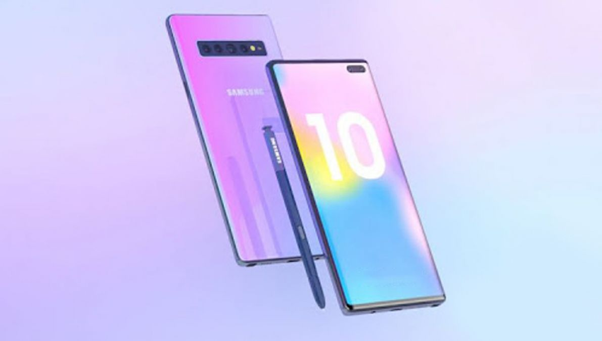 Galaxy Note 10+ will be priced at an equivalent price of iPhone XS 2019