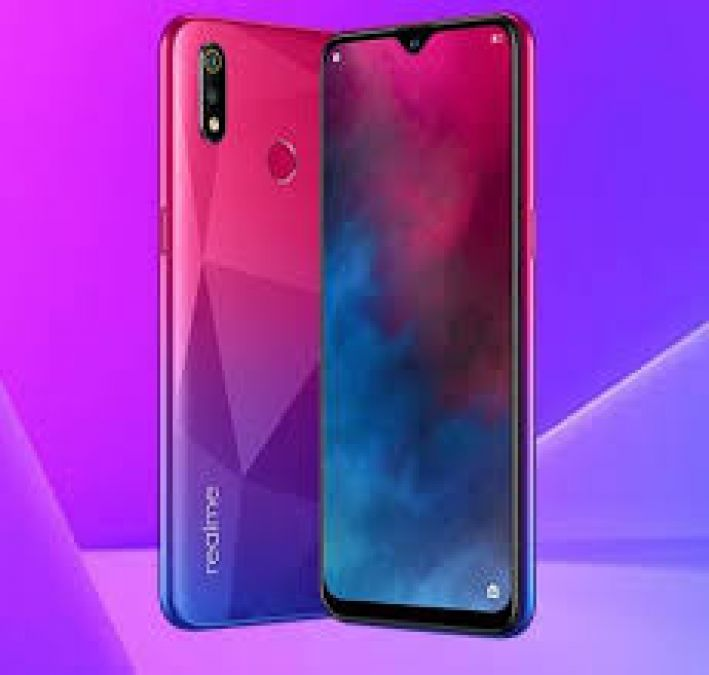 Realme 3i launched in India at a price of Rs 7,999, other