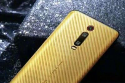 Gold Plated Redmi K20 and K20 Pro will be launched today