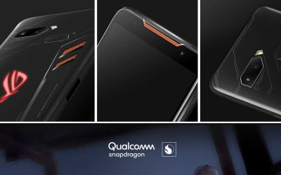 ASUS's ROG phone II will be equipped with new Snapdragon 855