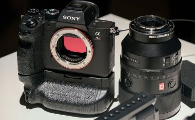 Sony releases 61-megapixel full-frame mirrorless camera A7R IV