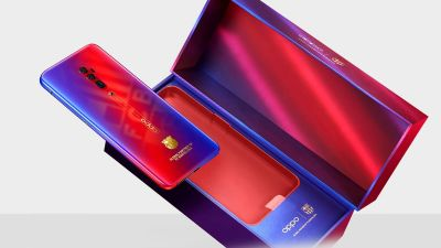 Renault 10x  Zoom will bring FC Barcelona edition of OPPO