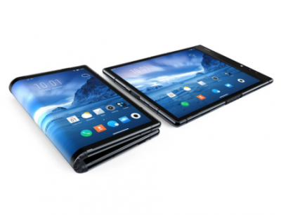 Royole FlexPai: This is the world's first foldable phone