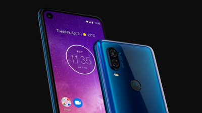 Motorola One Vision to be launched in India this month