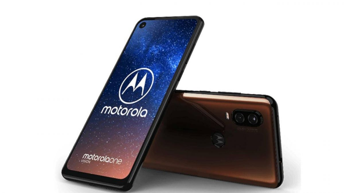Motorola One Vision teaser out, here is the phone release
