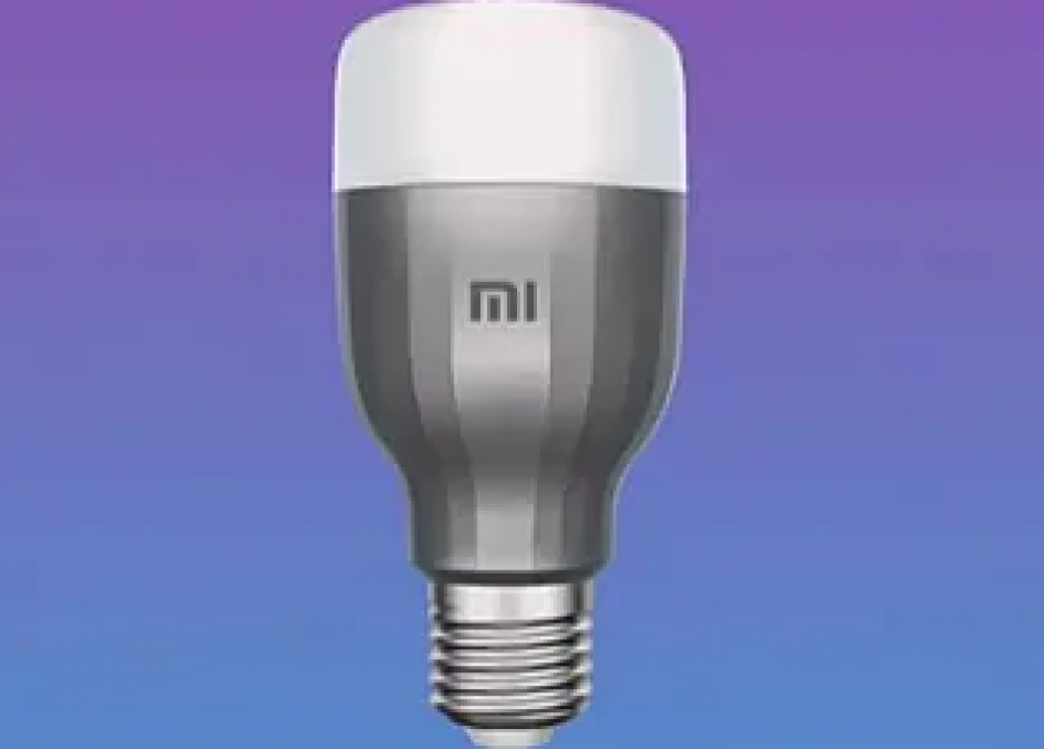 Mi LED Smart Bulb Sale starts in India, know