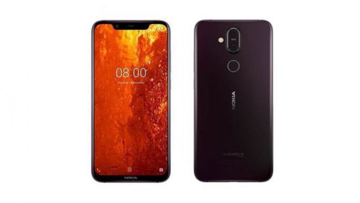 Great chance to buy Nokia 8.1 at a very low