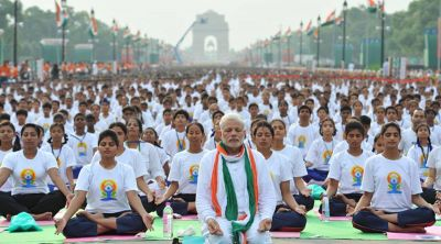 Now, find nearby Yoga Event with this special app