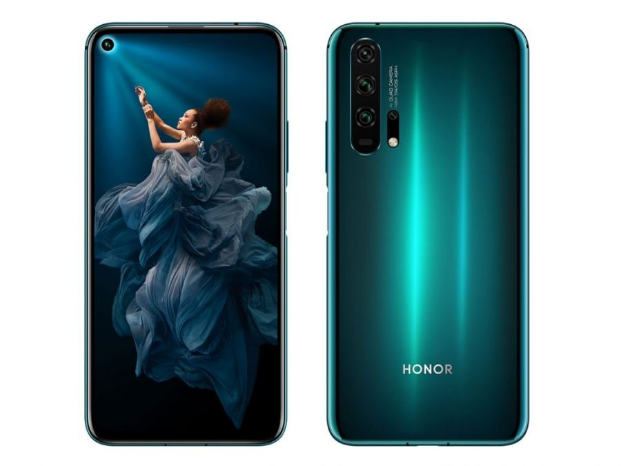 HONOR 20 to be available in the sale today, up to 90 percent buyback guarantee