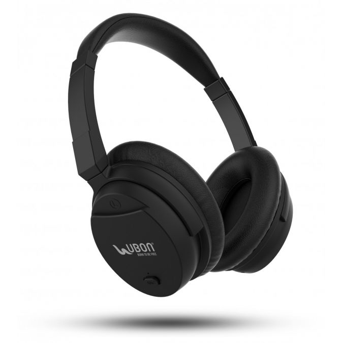 Ubon Unveils Hp 800 Active Noise Cancellation Headphones In India News Track Live Newstrack English 1
