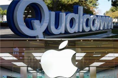 क्वालकॉम ने दिया एप्पल को झटका, देना पड़ेगी करोड़ों की पैनल्टी