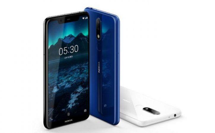 Nokia 5.1 Plus पर मिल रहा डिस्काउंट, ये है ऑफर प्राइस
