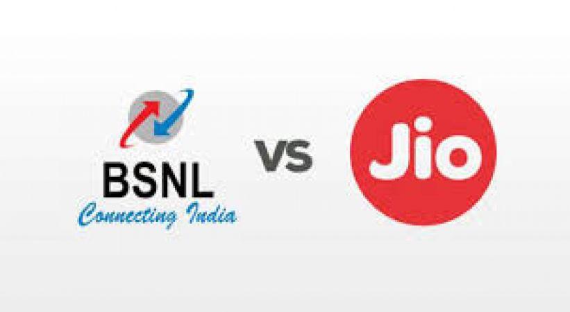 JIO हुई शर्मसार, BSNL 400 का प्लान 100 रु में देकर मचा रही धमाल