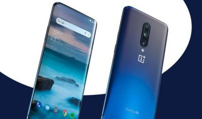 OnePlus 8 smartphone's leaked image gets revealed, design attracted