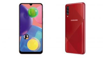 Samsung Galaxy A70s smartphone will come with the latest technology, launched at a very low price