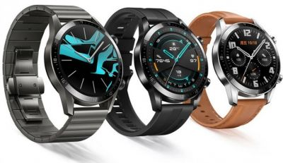 Huawei Watch GT 2 to be launched in India soon, battery will run for 14 days