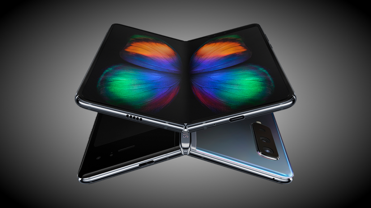 Samsung Galaxy Fold smartphone launched in India, you can but a car in the price of this phone