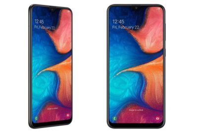 Samsung Galaxy A20s smartphone launched in India, know the price