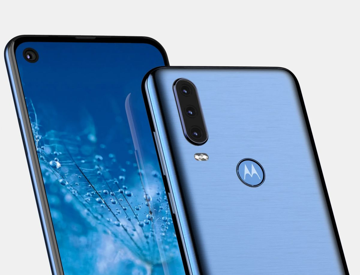 Motorola Moto G8 Plus will be displayed in the market with Waterdrop Notch