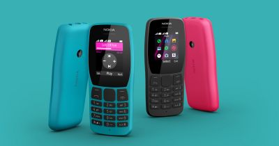 Nokia 110 phone launched with MP3 player and FM Radio, know price